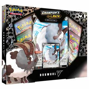 Pokémon TCG - Champion's Path Collection - Dubwool V Box