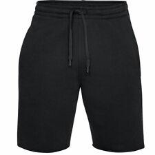 Under Armour Men's EZ Knit Shorts - XL - Black - New