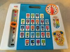 """Fisher Price """"Smart Stages"""" Learning Board - Used!"""