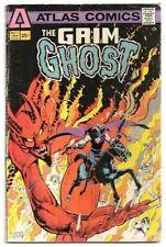 The Grim Ghost #1 VG (1975) Atlas Comics