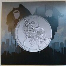 2016 Specimen $20 for $20 #21-Batman vs Superman Canada .9999 silver COIN ONLY t