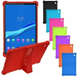 """Shockproof Silicone Case Cover For Lenovo Tab M10 Plus TB-X606F 10.3"""" Tablet"""