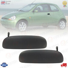 PAIR FORD KA FORD FIESTA DOOR HANDLE OUTER LEFT/RIGHT 1995 TO 2002