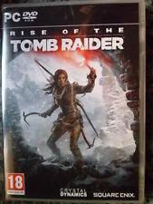 Rise of the Tomb Raider PC Nuevo precintado Aventura Lara Croft en castellano.