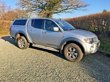 Mitsubishi L200 Warrior Crew Cab Pick Up 2007