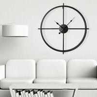Watch Wall Clock Modern Design For Home Office Decorative Hanging Clocks Decor