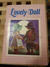 Album Figurine Lovely Doll 1980 in ottime condizioni