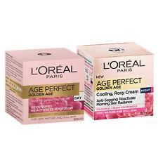 L'Oreal Paris Age Perfect Golden Age Day + Night Cream for Mature Skin