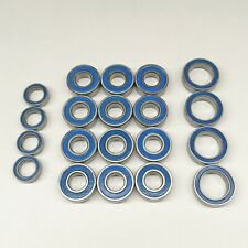 TAMIYA TT-01 TYPE E Complete Bearing Kit 20 Bearings - Hop Up Upgrade - UK STOCK