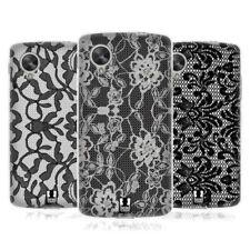 Fundas y carcasas Para LG Nexus 5 de color principal negro para teléfonos móviles y PDAs