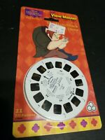 1996 Hunchback Of Notre Dame 3 Reel 21 Pictures Viewmaster (Factory Sealed)