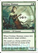 MTG Magic the Gathering TCG 9th Ninth Edition Viridian Shaman Elf Green 280 /350