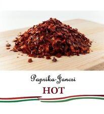 50 g  Premium HUNGARIAN  ** H O T **  paprika flakes