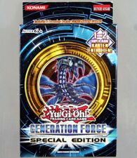 Yu-gi-oh trading card game génération force special edition, allemand