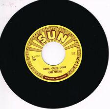 CARL PERKINS - GONE GONE GONE / JUKE BOX PLAYING (Legendary SUN label ROCKABILLY