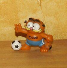 Figurines avec Garfield BD
