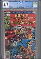 What If? #11 CGC 9.6 1978 Marvel if the Creative Team Became Fantastic Four