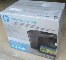 New HP OfficeJet Pro 8710 All-in-One Inkjet Wireless Printer Scan Copy Fax AIO