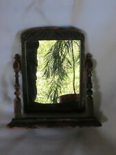 Unusual Art Deco Picture Frame with Mirror