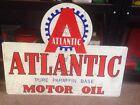 Atlantic Oil Repro Sign