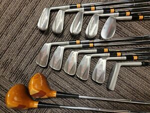 Jack Nicklaus Limited Edition 25th Anniversary Commemorative Golf Club Set