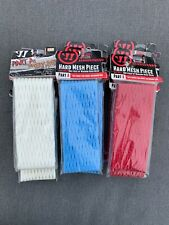 New Lot of 15 Warrior Hard Mesh Pieces Part A blue White Red