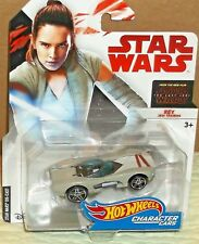 2017 Hot Wheels Star Wars Rey Jedi Training Corvette Diecast 4+ Thailand