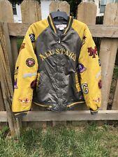 Vintage Negro League Baseball Allstar Coat Mens XL