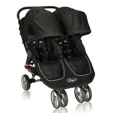 Baby Jogger - Buggy City Mini Double 4-rad Black/black