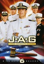 JAG: The Sixth Season [6 Discs] DVD Region 1