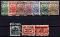 G129776/ NEWFOUNDLAND / CANADA / LOT 1919 - 1920 MINT MH – CV 190 $