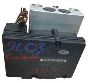 2003 Land Rover Freelander ABS Anti Lock Brake Pump Module l 10.0925-0851.3