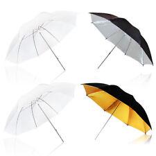 "4 X Studio Photo Standard Flash Diffuser Translucent Soft Light Umbrella 33"""
