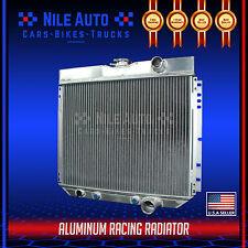 3 ROW RACING FULL ALUMINUM RADIATOR FOR 67-69 FORD MUSTANG/TORINO/LTD V8/COUNTRY