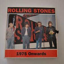 ROLLING STONES - 1975 onwards - 1994 LTD. EDITION BOX CDs 4 CD MINI LP + BOOK