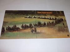 PAINT YOUR WAGON - ORIGINAL SOUNDTRACK - 1969 UK 11-track LP