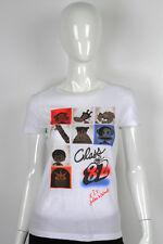 Paul Frank XL $29 White Julius Friends Class of 1982 Yearbook Ladies T-Shirt NWT