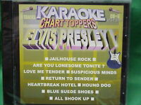 Elvis Presley ~ Karaoke Chart Toppers~02 ~~ Are You Lonesome Tonight ~~ CD+G