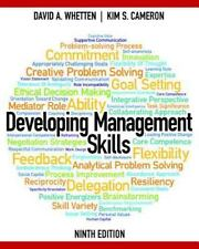 Developing Management Skills by David A. Whetten and Kim S. Cameron (2015, Paper