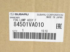 Genuine OEM Subaru 84501VA010 Driver LH Side Front Fog Light Assy