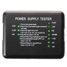 PC ATX SATA PSU HDD Power Supply Diagnostic Tool Tester V2M5