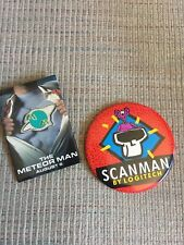 Advertising Buttons for Logitech and The Meteor Man