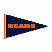 Chicago Bears Football Vintage Sports Pennants and Flags