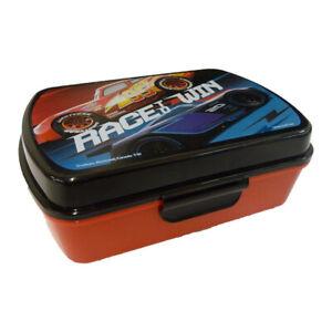 Cars Pixar Disney Lunchbox Kinder Brotdose Brotzeitdose Sandwich Disney rot