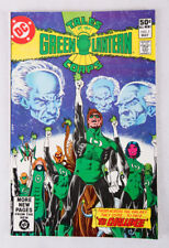 Tales of the Green Lantern Corps #1, DC Comics, 1981, VF