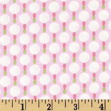 MASSIVE REMNANT FreeSpirit CHLOE LOLLIPOP Cotton Fabric -PINK- Approx 114cmx1.3M