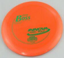 New Pro Boss 161g Driver Redish Innova Disc Golf at Celestial Discs