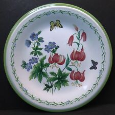 Studio Nova Garden Bloom Salad Plate Multiples Available Flowers Butterfly Bees