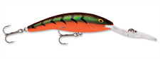 "Rapala Deep Tail Dancer 9  ""Red Tiger"""