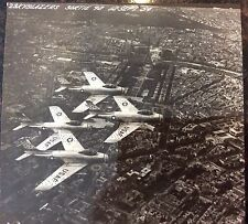 SkyBlazers Pre-Thunderbirds 1954  Two Black and White Photos